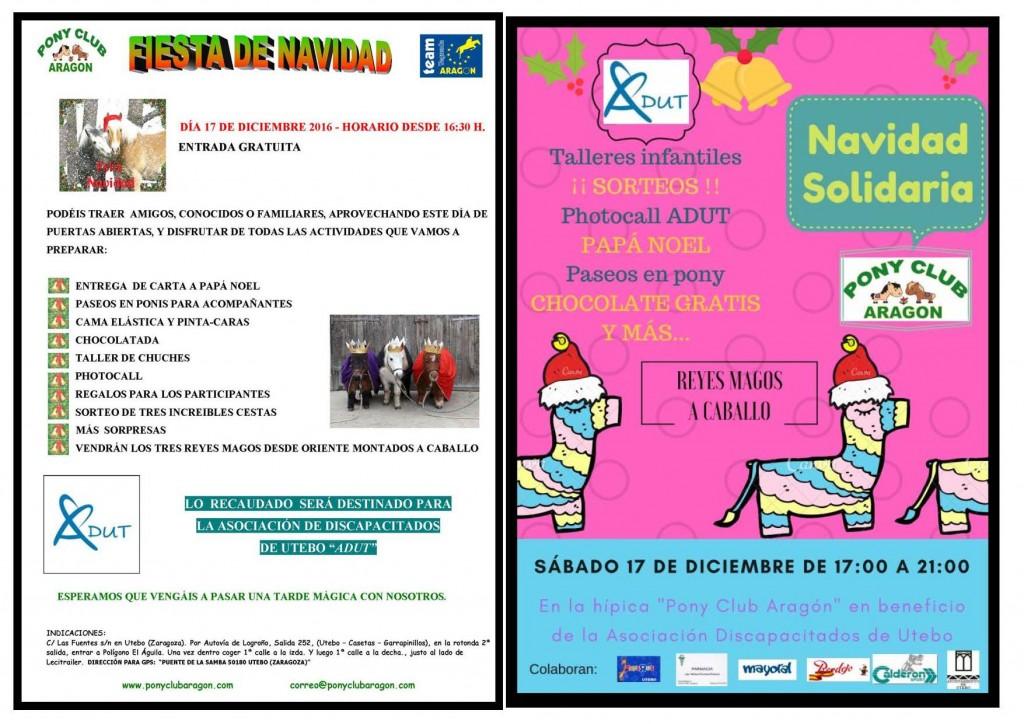 carteles fiestas juntos1 1024x724 - FIESTA DE NAVIDAD 2016