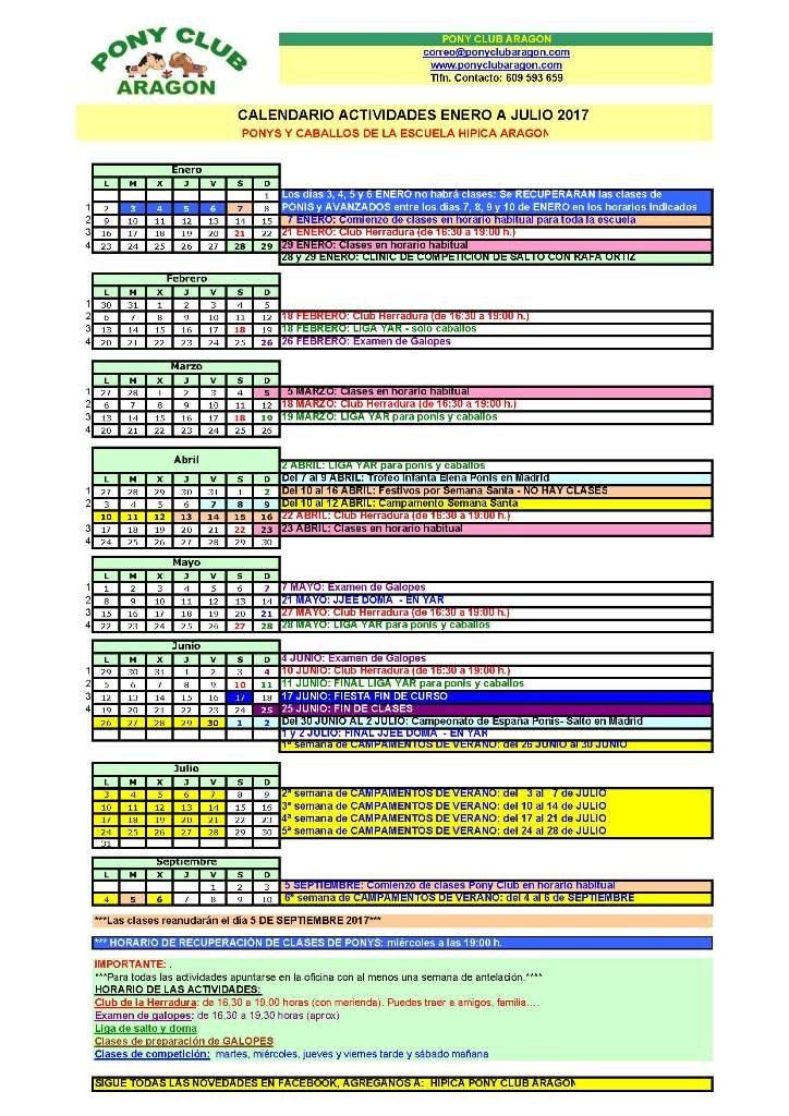 A4 Calendario 2017 Enero Junio para web 2 724x1024 - Calendario de enero a julio 2017