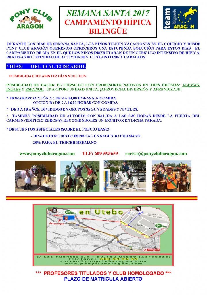 Cartel Info Camp Semana Santa1 720x1024 - CAMPAMENTO DE SEMANA SANTA 2017