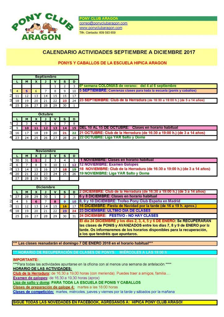 A4 Calendario 2017 Sept Dic 724x1024 - Calendario de septiembre a diciembre 2017